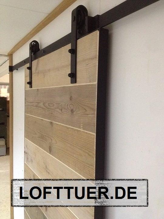 Bevorzugt Der Vorteil von Schiebetüren aus Holz —Lofttuer.de YC42