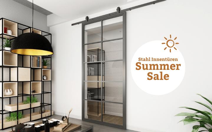 Summer Sale DE - Small Banner